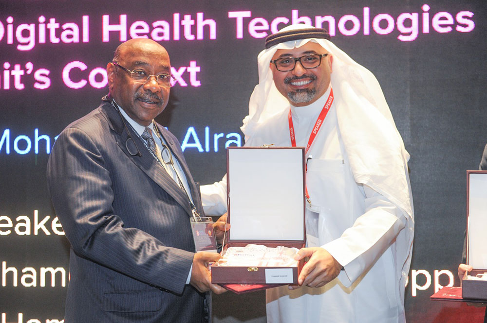 Our participating in the digital health conference – Kuwait