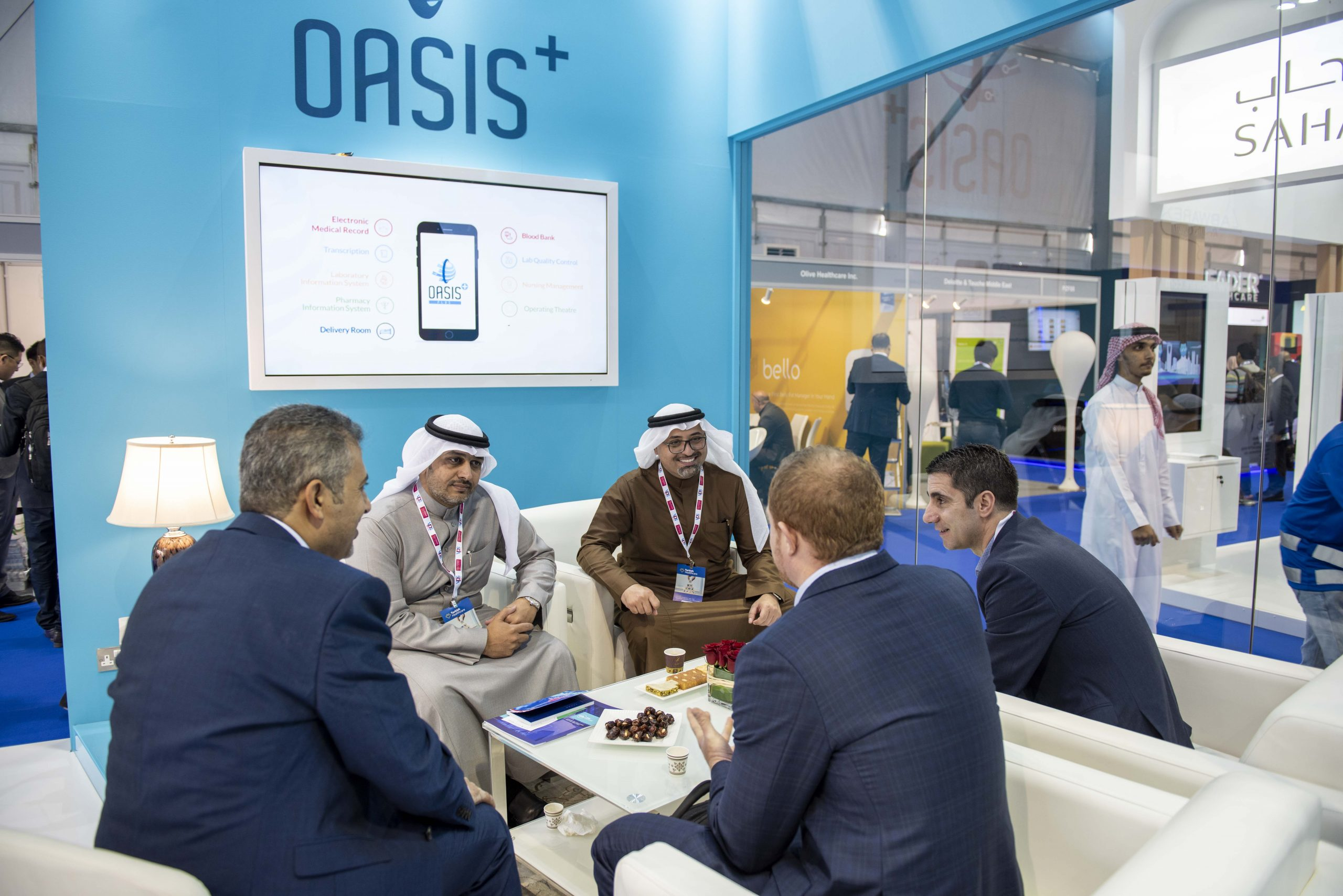 OASIS at Arab Health – Dubai
