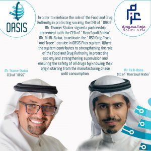 OASIS and Saudi AZM